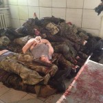 Dozens of deaths in Donetsk